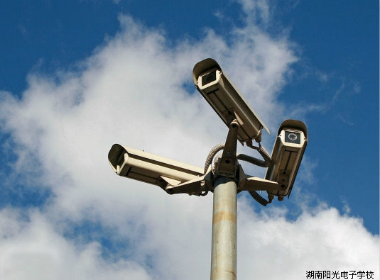 安防监控安装实战